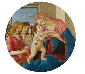 6._The_Virgin_and_Child_with_Two_Angels_c.1490_by_Sandro_Botticelli_c_Gem+-›ldegalerie_der_Bildenden_K+-nste_Vienna