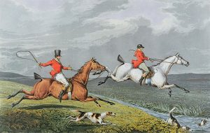 fox-hunting-full-cry-charles-bentley